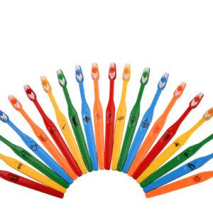Toothbrushes for Brushing Programmes