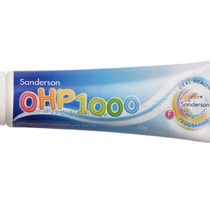 OHP1000 Toothpaste