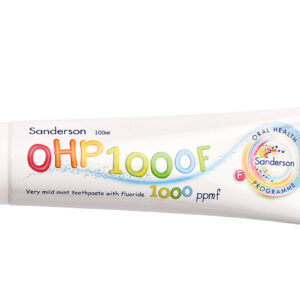 OHP1000F Family 100ml Toothpaste