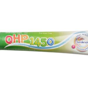 OHP1450 Paraben free Toothpaste 75ml