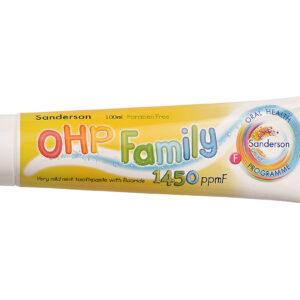OHPFamily 1450 Toothpaste 100ml tube